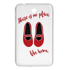 There Is No Place Like Home Samsung Galaxy Tab 3 (7 ) P3200 Hardshell Case  by Valentinaart
