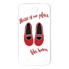There Is No Place Like Home Samsung Galaxy Mega I9200 Hardshell Back Case by Valentinaart