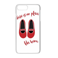 There is no place like home Apple iPhone 7 Plus White Seamless Case by Valentinaart