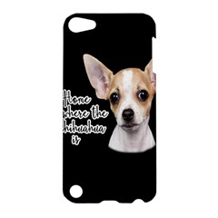 Chihuahua Apple Ipod Touch 5 Hardshell Case by Valentinaart