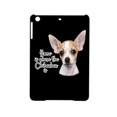 Chihuahua Ipad Mini 2 Hardshell Cases by Valentinaart