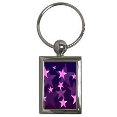 Background With A Stars Key Chains (rectangle)  by Nexatart