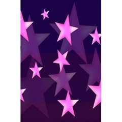 Background With A Stars 5 5  X 8 5  Notebooks by Nexatart