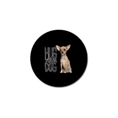 Chihuahua Golf Ball Marker (10 Pack) by Valentinaart