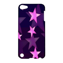 Background With A Stars Apple Ipod Touch 5 Hardshell Case by Nexatart
