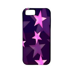 Background With A Stars Apple Iphone 5 Classic Hardshell Case (pc+silicone) by Nexatart