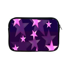 Background With A Stars Apple Ipad Mini Zipper Cases