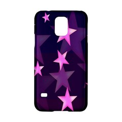 Background With A Stars Samsung Galaxy S5 Hardshell Case