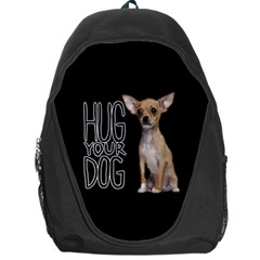 Chihuahua Backpack Bag by Valentinaart