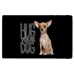 Chihuahua Apple iPad 3/4 Flip Case by Valentinaart