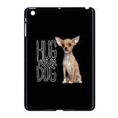 Chihuahua Apple Ipad Mini Case (black) by Valentinaart