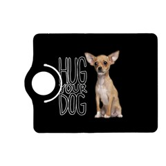 Chihuahua Kindle Fire Hd (2013) Flip 360 Case by Valentinaart