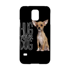 Chihuahua Samsung Galaxy S5 Hardshell Case  by Valentinaart