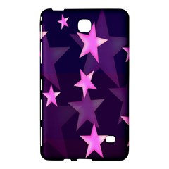 Background With A Stars Samsung Galaxy Tab 4 (7 ) Hardshell Case  by Nexatart