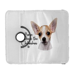 Chihuahua Galaxy S3 (flip/folio) by Valentinaart