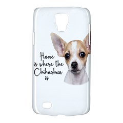 Chihuahua Galaxy S4 Active by Valentinaart