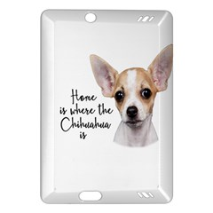 Chihuahua Amazon Kindle Fire Hd (2013) Hardshell Case by Valentinaart
