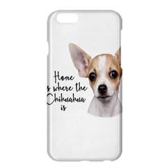 Chihuahua Apple Iphone 6 Plus/6s Plus Hardshell Case by Valentinaart