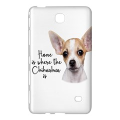 Chihuahua Samsung Galaxy Tab 4 (8 ) Hardshell Case  by Valentinaart