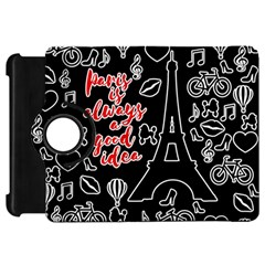 Paris Kindle Fire Hd 7  by Valentinaart