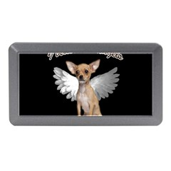 Angel Chihuahua Memory Card Reader (mini) by Valentinaart