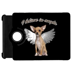 Angel Chihuahua Kindle Fire Hd 7  by Valentinaart