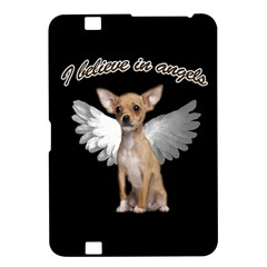 Angel Chihuahua Kindle Fire Hd 8 9  by Valentinaart
