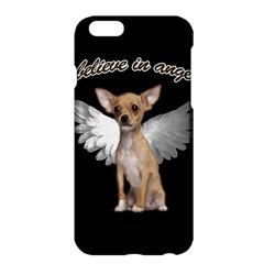 Angel Chihuahua Apple Iphone 6 Plus/6s Plus Hardshell Case by Valentinaart