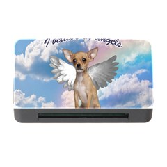Angel Chihuahua Memory Card Reader With Cf by Valentinaart