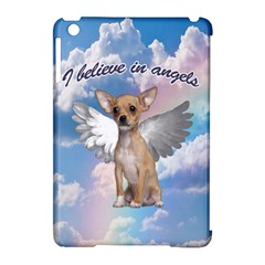 Angel Chihuahua Apple Ipad Mini Hardshell Case (compatible With Smart Cover) by Valentinaart