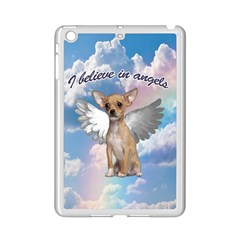 Angel Chihuahua Ipad Mini 2 Enamel Coated Cases by Valentinaart
