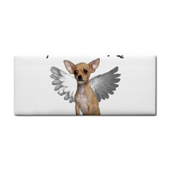 Angel Chihuahua Cosmetic Storage Cases by Valentinaart