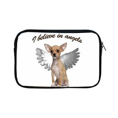 Angel Chihuahua Apple Ipad Mini Zipper Cases by Valentinaart