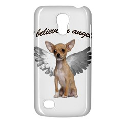Angel Chihuahua Galaxy S4 Mini by Valentinaart