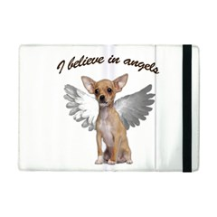 Angel Chihuahua Ipad Mini 2 Flip Cases by Valentinaart