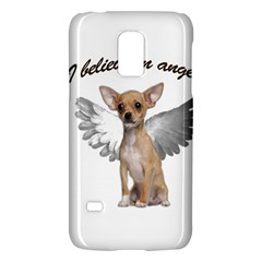 Angel Chihuahua Galaxy S5 Mini by Valentinaart