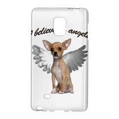 Angel Chihuahua Galaxy Note Edge by Valentinaart