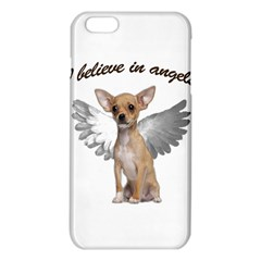 Angel Chihuahua Iphone 6 Plus/6s Plus Tpu Case by Valentinaart