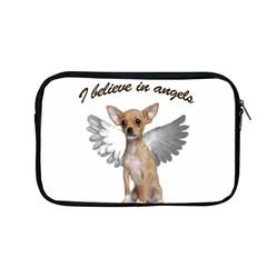 Angel Chihuahua Apple Macbook Pro 13  Zipper Case by Valentinaart