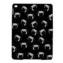 Pug Dog Pattern Ipad Air 2 Hardshell Cases by Valentinaart