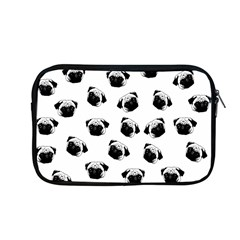 Pug Dog Pattern Apple Macbook Pro 13  Zipper Case
