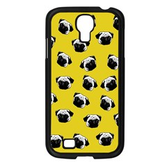 Pug Dog Pattern Samsung Galaxy S4 I9500/ I9505 Case (black)