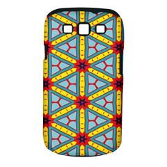 Stars Pattern  Samsung Galaxy S Ii I9100 Hardshell Case (pc+silicone) by LalyLauraFLM