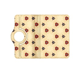 Orange Flowers Pattern   Samsung Galaxy Note 3 Soft Edge Hardshell Case by LalyLauraFLM