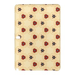 Orange Flowers Pattern   Nokia Lumia 1520 Hardshell Case by LalyLauraFLM