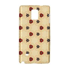 Orange Flowers Pattern   Apple Iphone 6 Plus/6s Plus Leather Folio Case by LalyLauraFLM