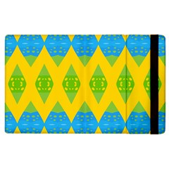 Rhombus pattern     Kindle Fire (1st Gen) Flip Case by LalyLauraFLM