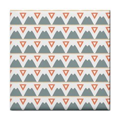 Triangles And Other Shapes           Tile Coaster by LalyLauraFLM
