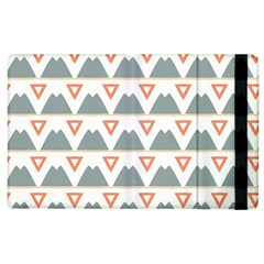 Triangles and other shapes     Kindle Fire (1st Gen) Flip Case by LalyLauraFLM