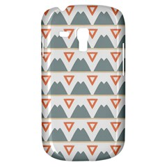 Triangles And Other Shapes     Samsung Galaxy Ace Plus S7500 Hardshell Case by LalyLauraFLM
